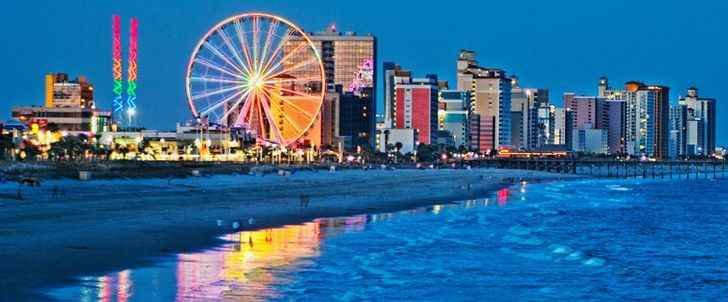 Myrtle Beach Sky Wheel is first of its kind in the United States!